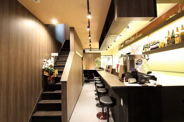 飲食店ダクトレール工事2017.10 (1)