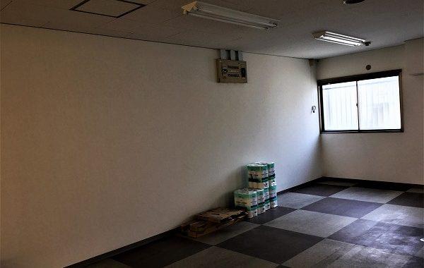 サロン店舗の電気工事20171209 (2)