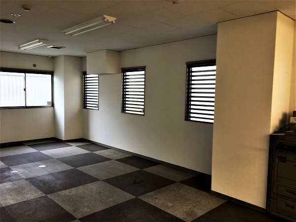 サロン店舗の電気工事20171209 (1)